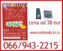 Linker R4 za Nintendo DS konzole