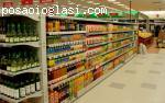 Oprema za sve vrste maloprodaja i skladista
