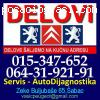 Peugeot Delovi za Pežo i Citroen