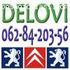 Peugeot Delovi