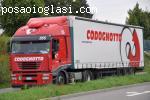 Voza� kamiona za me�unarodni transport