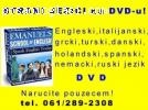 KURSEVI SVIH STRANIH JEZIKA na DVD-u!061/289-2308