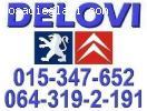 Pežo DELOVI Peugeot Citroen