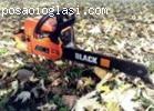 Motorna testera BLACK 4,2 KS