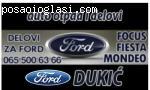 Auto otpad i delovi Ford Dukic