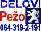 Peugeot DELOVI 106 206 306 307 405 406 407 607 807 Partner
